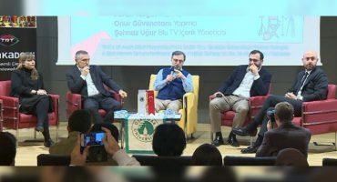 TRT Akademi dizi sektörünün geleceğini masaya yatırdı