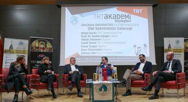 TRT Akademi söyleşileri dijital ortamda!