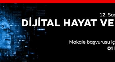 """TRT Akademi Dergisi Yazı Çağırısı: """"Dijital Hayat ve Etik"""" (12. Sayı)"""